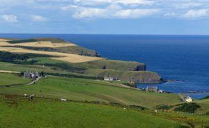 Pennan Coast