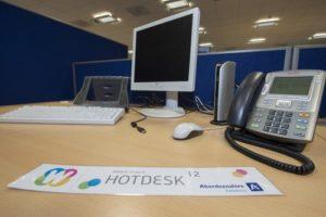 hotdesk